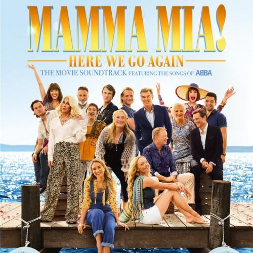LILY JAMES, JESSICA KEENAN WYNN, ALEXA DAVIES: Mamma Mia