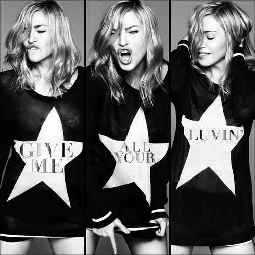 MADONNA feat. NICKI MINAJ & M.I.A.: Give Me All Your Luvin'