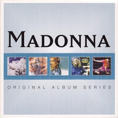 MADONNA: Original Album Series