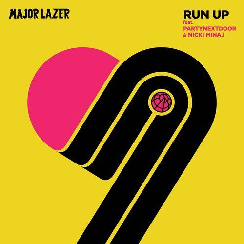 MAJOR LAZER feat. PARTYNEXTDOOR & NICKI MINAJ: Run Up