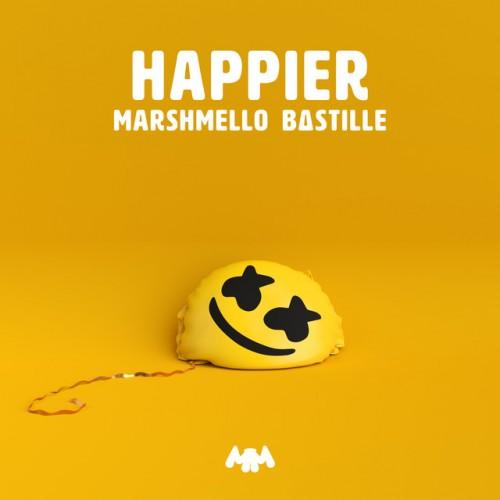 MARSHMELLO x BASTILLE: Happier