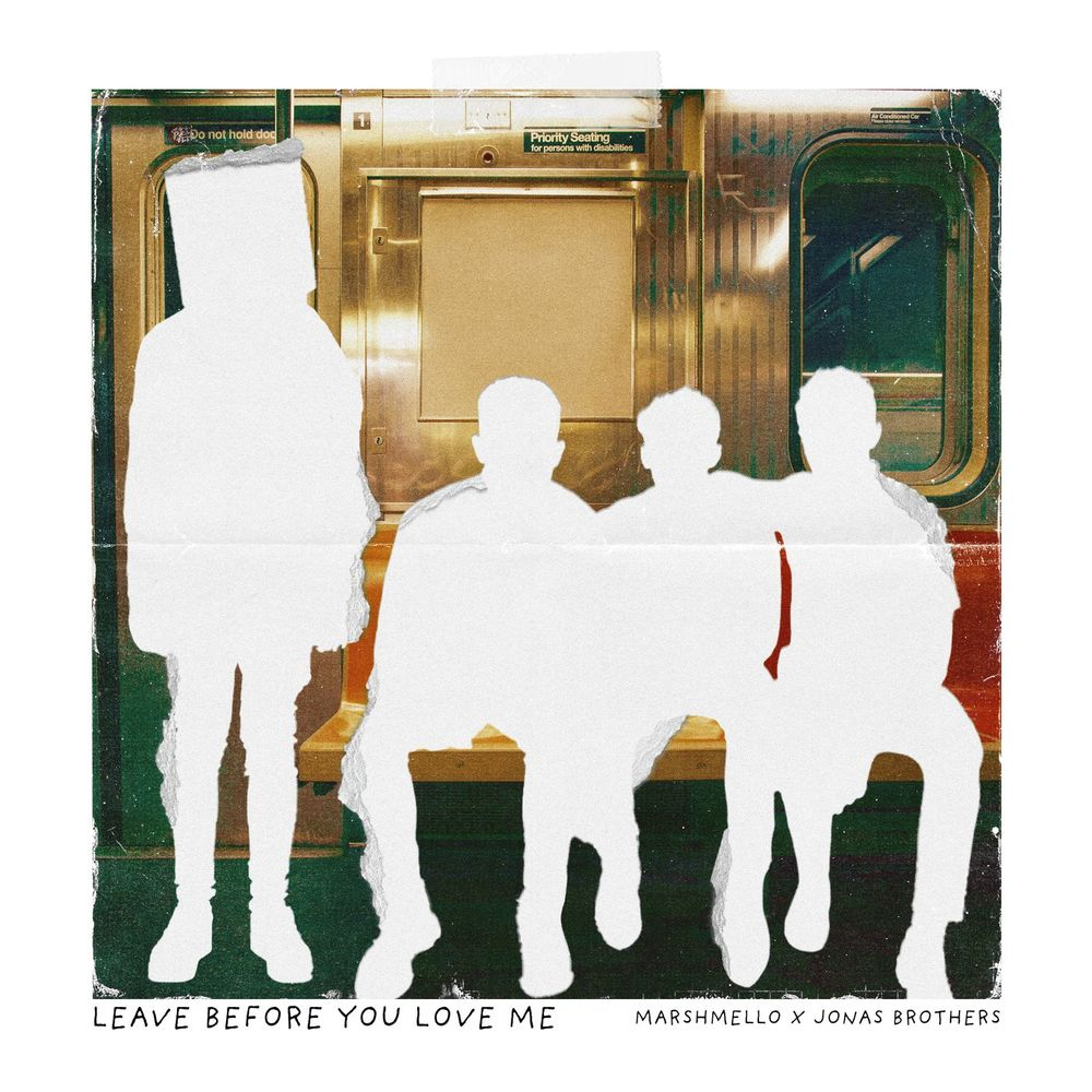 MARSHMELLO x JONAS BROTHERS: Leave Before You Love Me