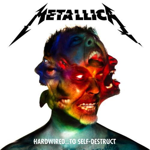 METALLICA: Hardwired... To Self-Destruct