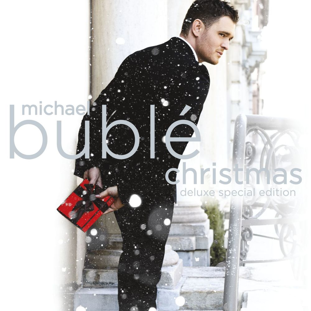 MICHAEL BUBLÉ: All I Want For Christmas Is You