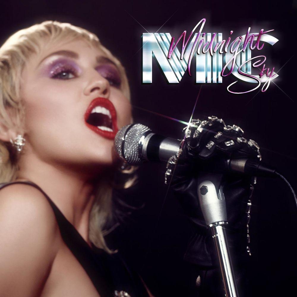 MILEY CYRUS: Midnight Sky