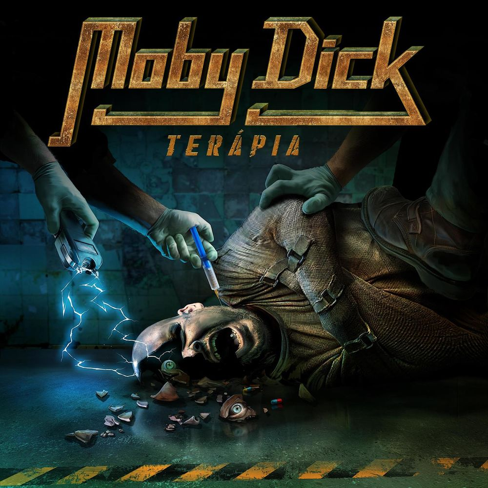 MOBY DICK: Terápia