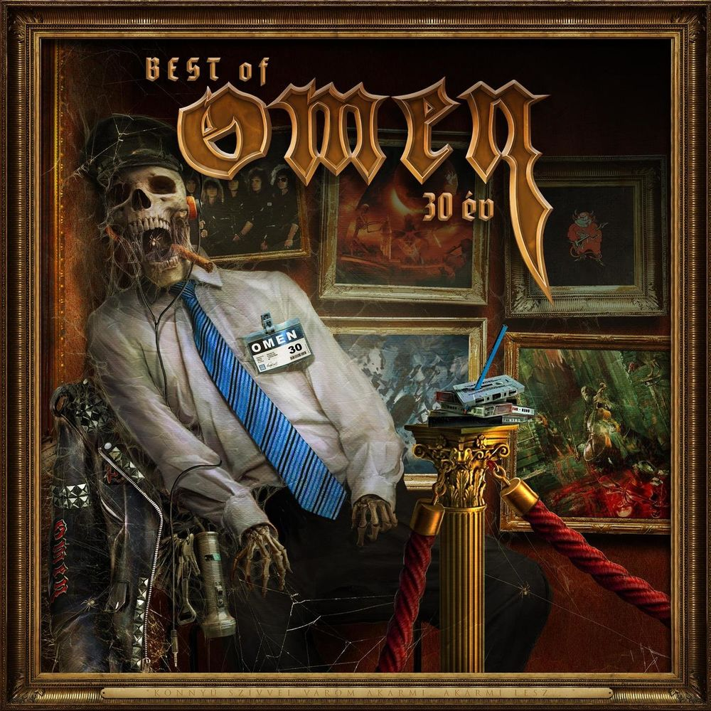 OMEN: Best Of Omen: 30 év