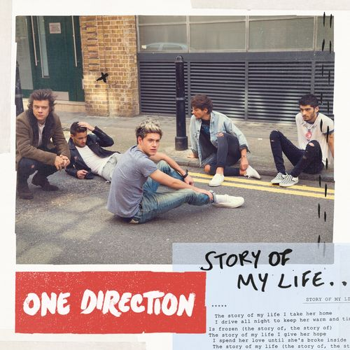 ONE DIRECTION: Story Of My Life