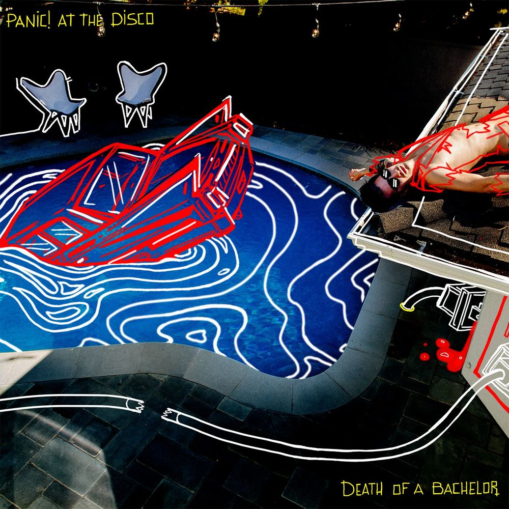 PANIC! AT THE DISCO: Death Of A Bachelor