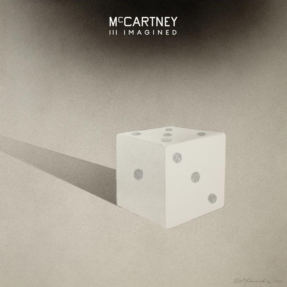 PAUL MCCARTNEY & DOMINIC FIKE: The Kiss Of Venus