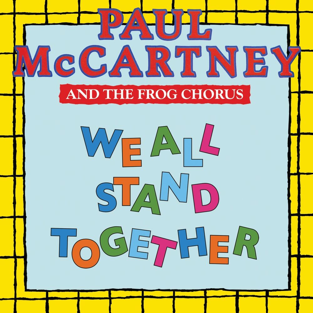 PAUL MCCARTNEY feat. THE FINCHLEY FROGETTES: We All Stand Together