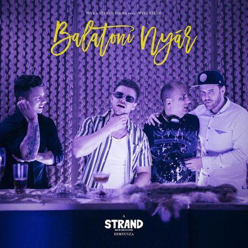 PIXA & STEREO PALMA feat. WELLHELLO: Balatoni nyár