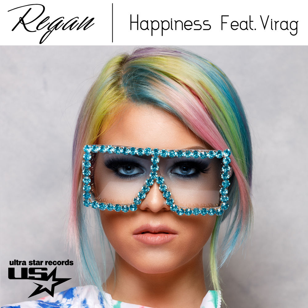 REGAN feat. VIRAG: Happiness