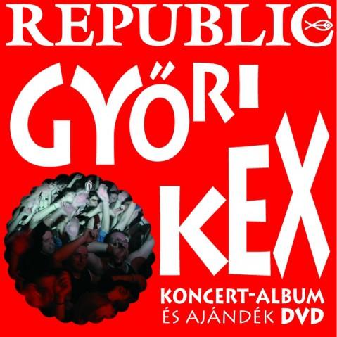 REPUBLIC: Győri kex