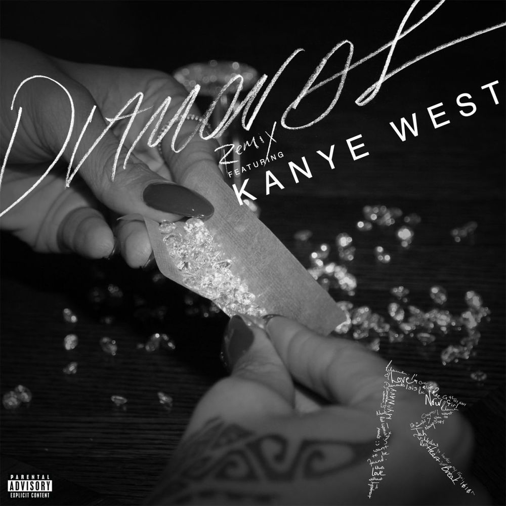 RIHANNA (feat. KANYE WEST): Diamonds