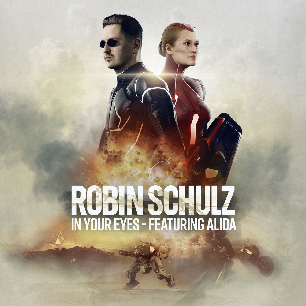 ROBIN SCHULZ feat. ALIDA: In Your Eyes