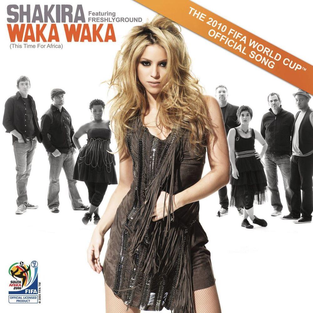 SHAKIRA feat. FRESHLYGROUND: Waka Waka (This Time For Africa)