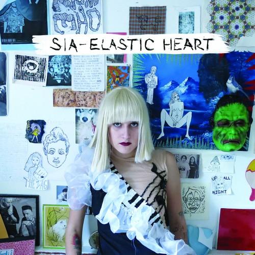 SIA feat. THE WEEKND & DIPLO: Elastic Heart