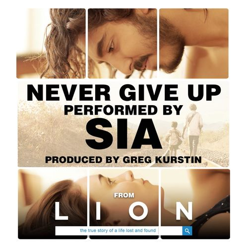 SIA: Never Give Up