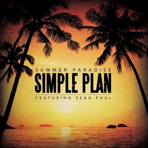 SIMPLE PLAN feat. SEAN PAUL: Summer Paradise