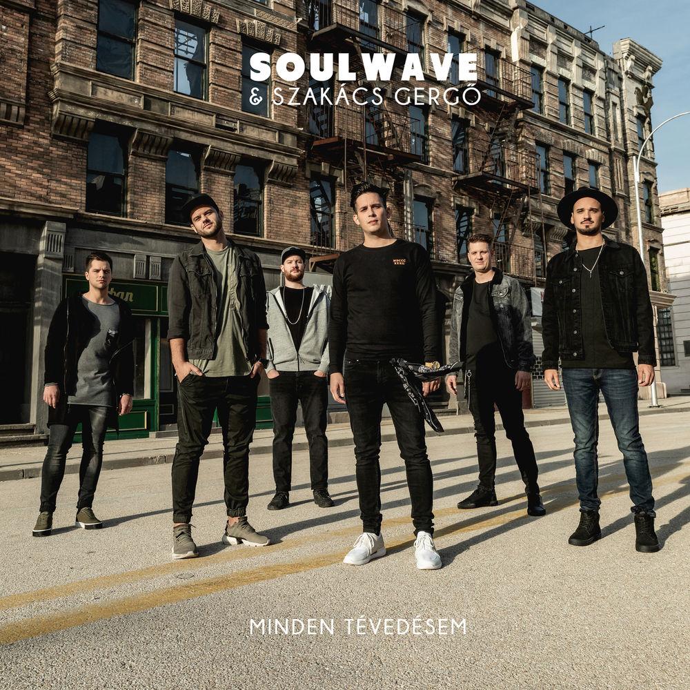SOULWAVE feat. SZAKÁCS GERGŐ: Minden tévedésem