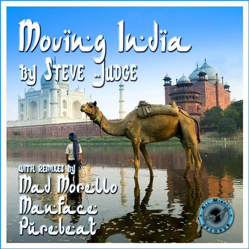 STEVE JUDGE: Moving India
