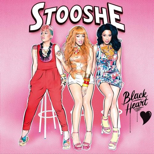 STOOSHE: Black Heart
