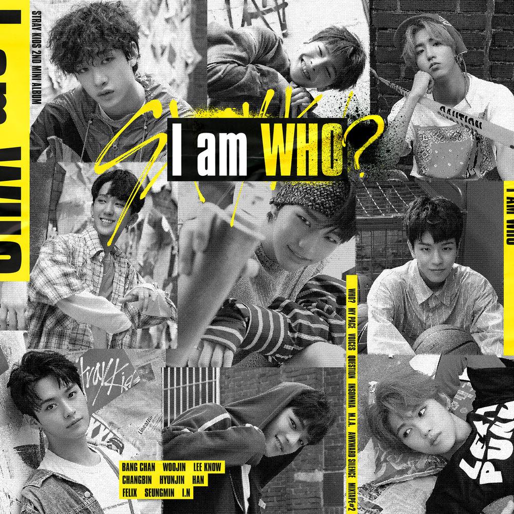 STRAY KIDS: I Am Who