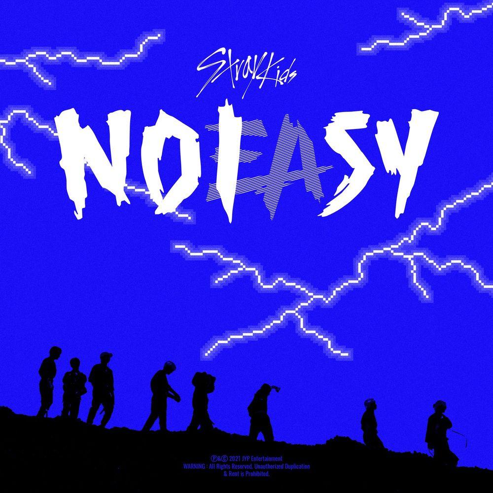 STRAY KIDS: NoEasy