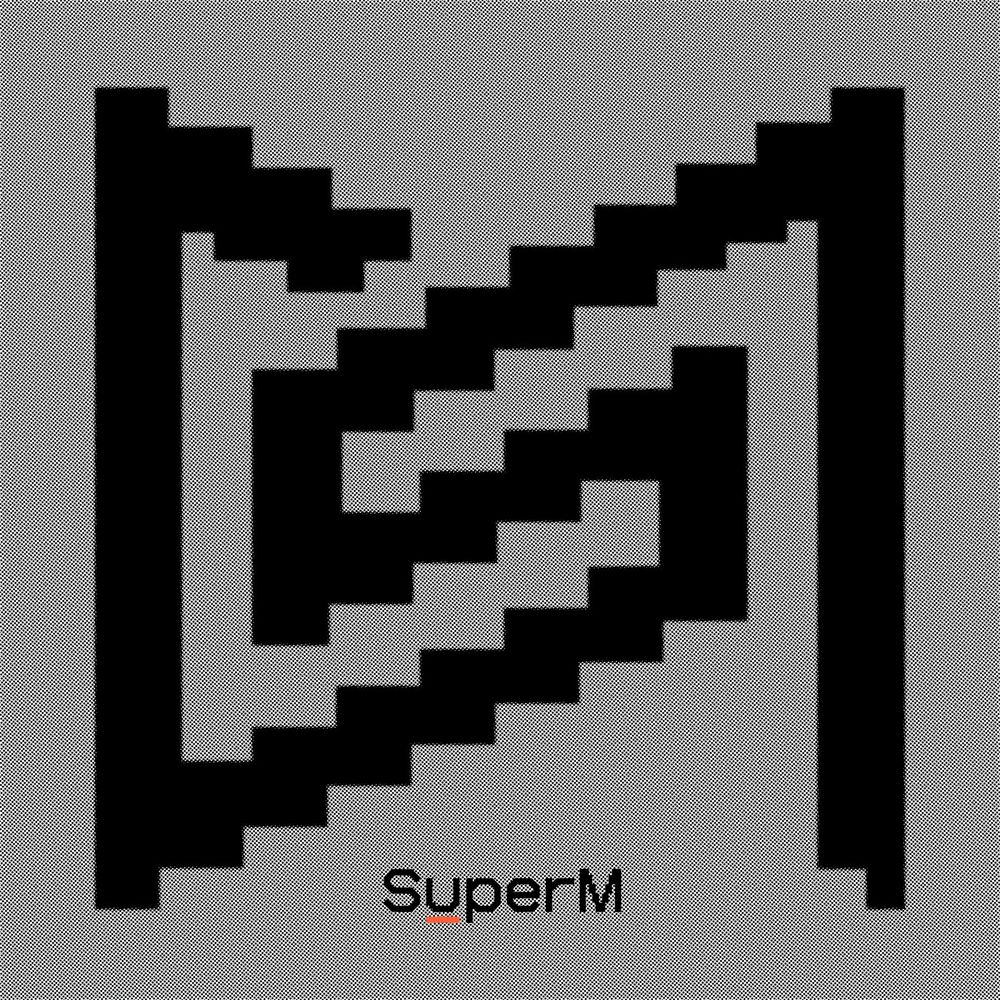 SUPERM: Super One - The 1st Album