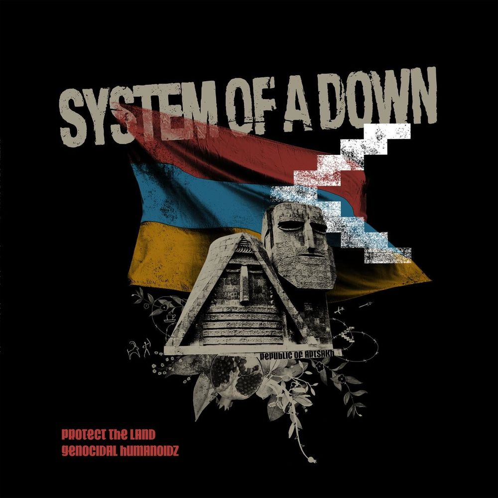 SYSTEM OF A DOWN: Protect The Land