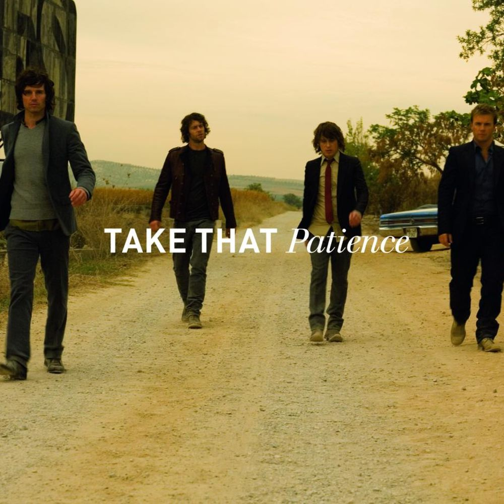 TAKE THAT: Patience