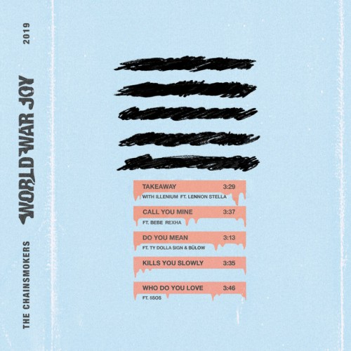 THE CHAINSMOKERS & ILLENIUM feat. LENNON STELLA: Takeaway