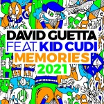 DAVID GUETTA feat. KID CUDI: Memories 2021