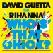 DAVID GUETTA feat. RIHANNA: Who's That Chick