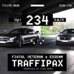 FIATAL VETERÁN feat. ESSEMM: Traffipax