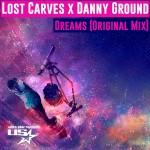 LOST CARVES x DANNY GROUND: Dreams