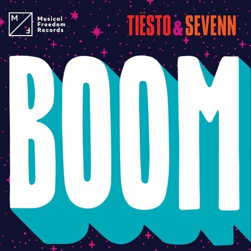 TIËSTO & SEVENN: Boom