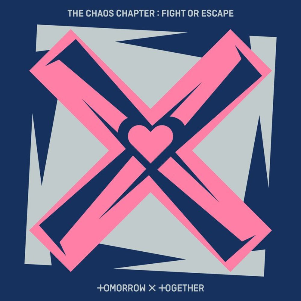 TOMORROW X TOGETHER: The Chaos Chapter: Fight Or Escape
