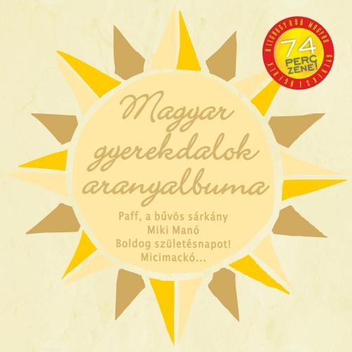 GYEREKLEMEZ: Magyar gyerekdalok aranyalbuma