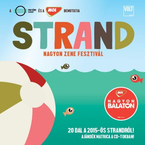 VÁLOGATÁS: Strand Fesztivál