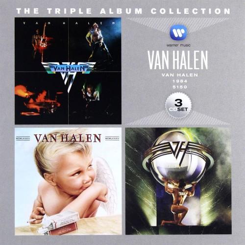 VAN HALEN: Van Halen / 1984 / 5150