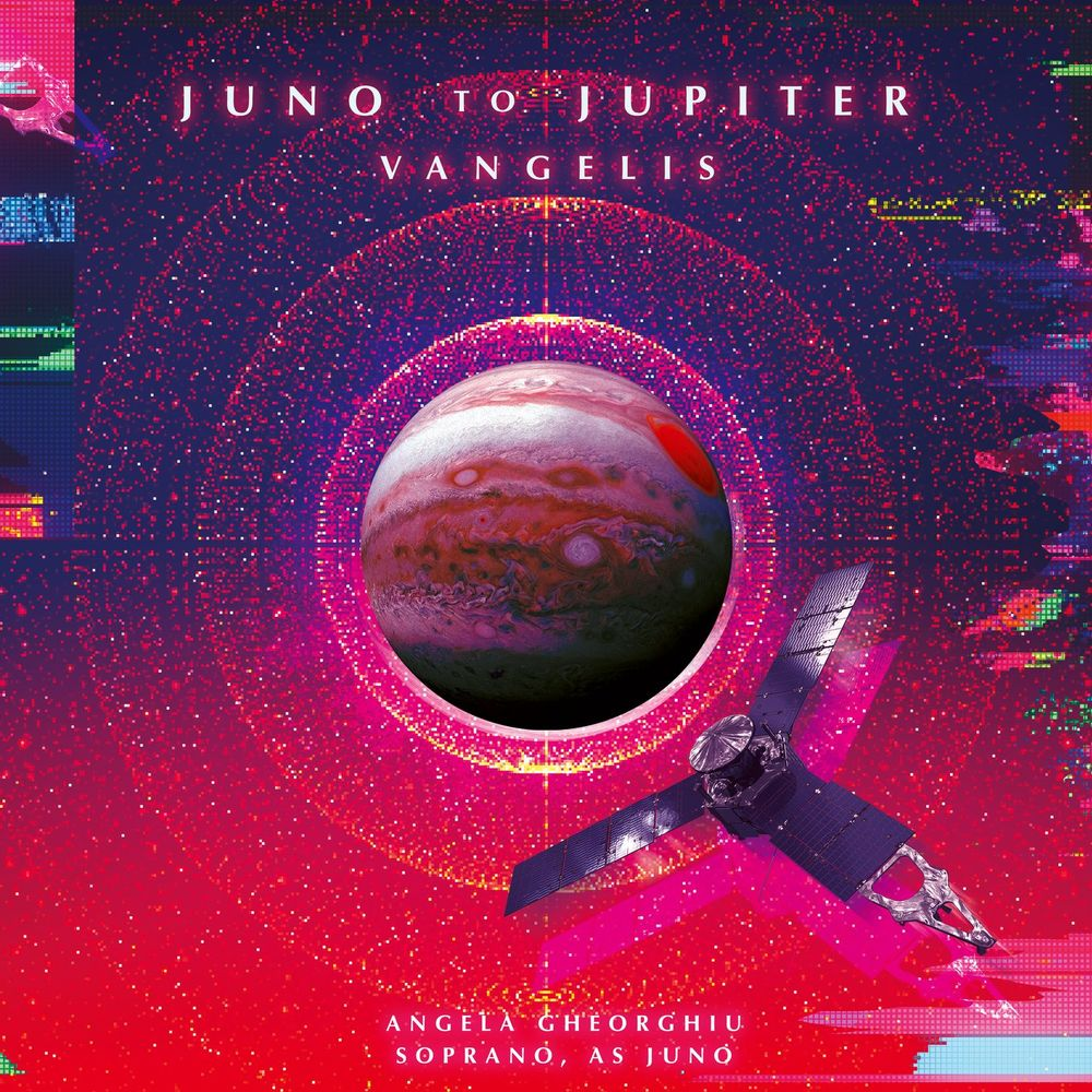 VANGELIS: Juno To Jupiter