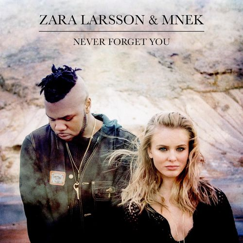 ZARA LARSSON & MNEK: Never Forget You