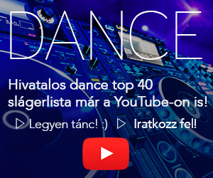 Hivatalos magyar dance top 40 slágerlista